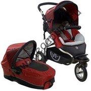 продам трехколёсную детскую  коляску