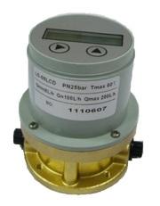 Счетчик расхода топлива,  расходомер жидкости,  счетчик бензовоза,  АЗС.