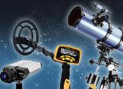 Свежее поступление: телескопов,  биноклей