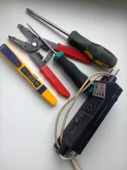 Замена,  ремонт,  перенос,  установка,  монтаж,  подключение,  проводки,  автоматов,  электрик