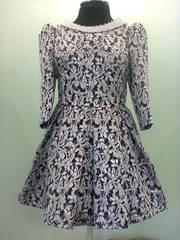 Пошить выпускное платье