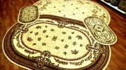 Шерстяные ковры и дорожки