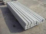 Столбы под сетку рабицу 2, 0 и 2, 4 м в Чернигове