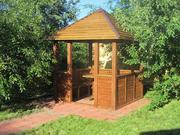 Беседка садовая ( альтанка) в Чернигове