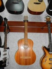 Идеальная Черниговская Гитара с Супер Звучанием