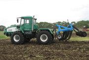 трактор колесный Слобожанец ХТА-200
