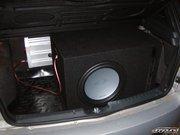 установка автозвука,  шумовиброизоляция