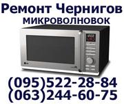 Ремонт СВЧ-печь,   микроволновых печей,  Чернигов,  Славутич