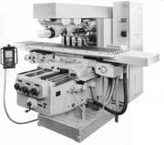 Горизонтальный консольно-фрезерный станок FU450MR (аналог 6Т83)
