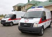 МедТранс - перевезти травматологического больного из Чернигова