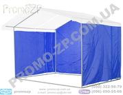 Торговая палатка 3х2 м Люкс. Бесплатная доставка по Украине