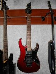 Супер крутая Японская Гитара Ibanez RG series