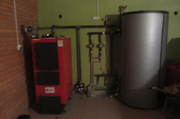 Монтаж систем отопления. Установка котлов,  радиаторов,  теплых полов