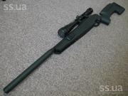 Винтовка пневматическая Stoeger Atac Suppressor 4-16 x 40