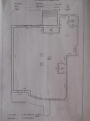 Помещение на 1 этаже. 195, 9м.кв. с АО возле Градецкого
