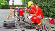 Прочистка ливневой канализации. Услуги по промывке канализации