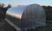 Теплица из поликарбоната 3х6х2.1м.