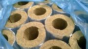Цилиндры базальтовые для трубопроводов