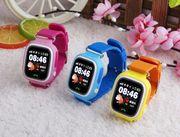 Детские умные часы с GPS-трекером Smart Baby Watch Q90 (Q100) -НОВИНКА