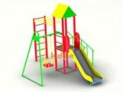 Игровые комплексы  детские площадки1