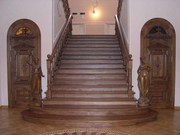 Лестницы на второй этаж на заказ!