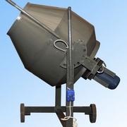 Бетономешалка БМХ 250/2 стальной венец