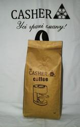 Кофе в зернах «Casher кофеварка»