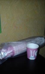 Бумажный стакан 110 мл Casher