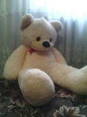 Плюшевый мишка,  плюшевый медведь,  120 см
