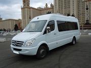 Микроавтобус на свадбьбы поминки  екскурсии