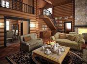 Блок хаус сосна для наружных и внутренних работ в Чернигове