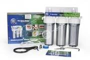 Фильтры очистки воды, системы осмоса, сменные картриджи, корпуса фильтров