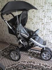 Продаётся 3-колёсная детская коляска Geoby Joss